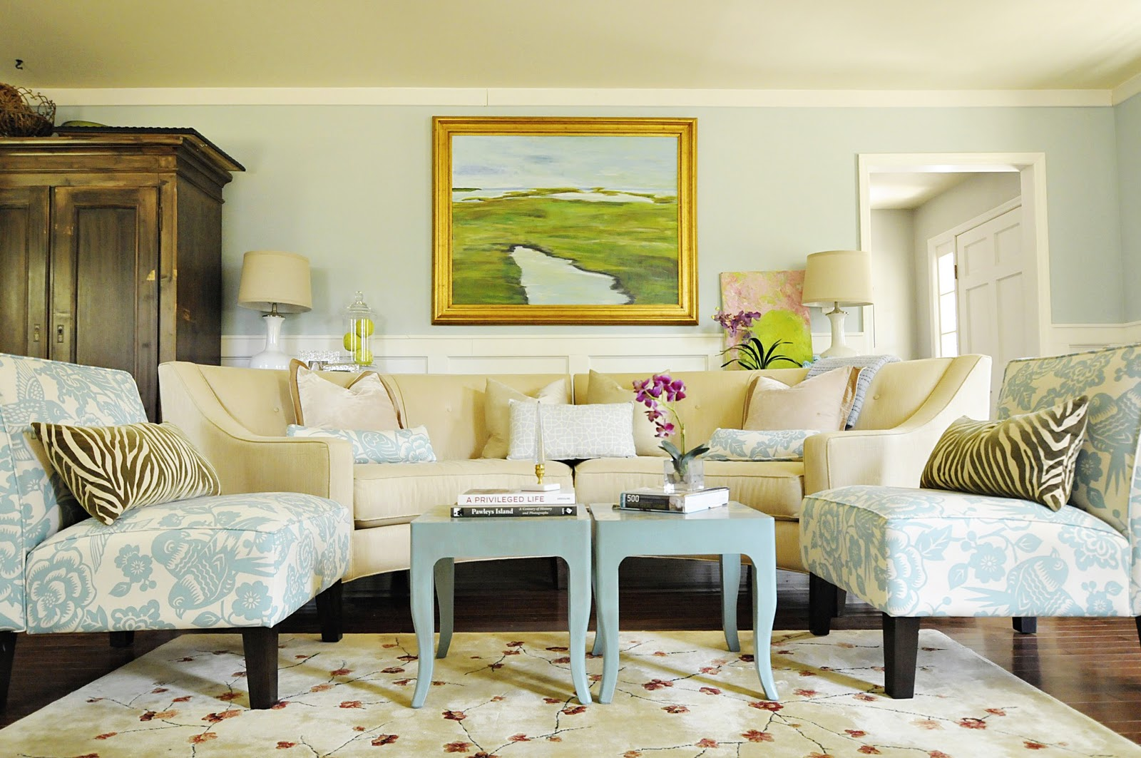 Living Room {details} | JULIA RYAN