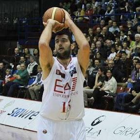 EA7, Bourousis si scatena contro Roma: in 3 gare 55 punti e 72 di valutazione