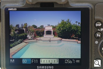 Samsung NX10 imagen de prueba