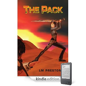 Kindle Nation Daily Free Book Alert, Thursday, April 21: Save Money and Make Money with Today's Latest Freebies! plus ... Take a fun, filled sci-fi, fantasy ride for JUST 99 CENTS with L.M. Preston's <i><b>THE PACK</b></i> (Today's Sponsor)
