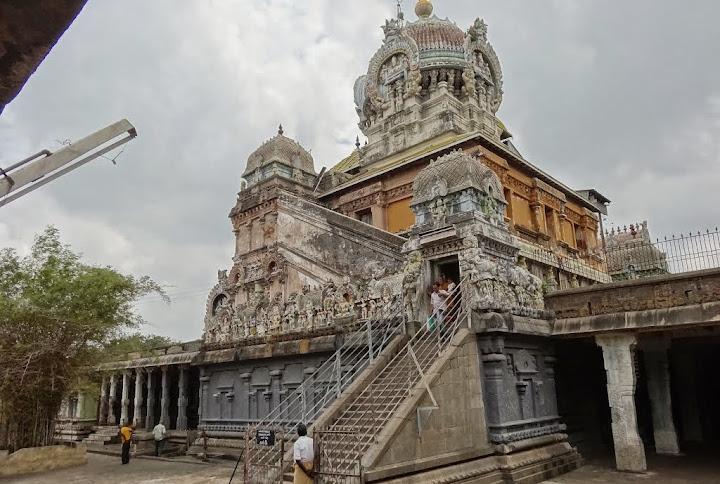 Sri Bhramapureeswarar Temple, Sirkazhi - 275 Shiva Temples