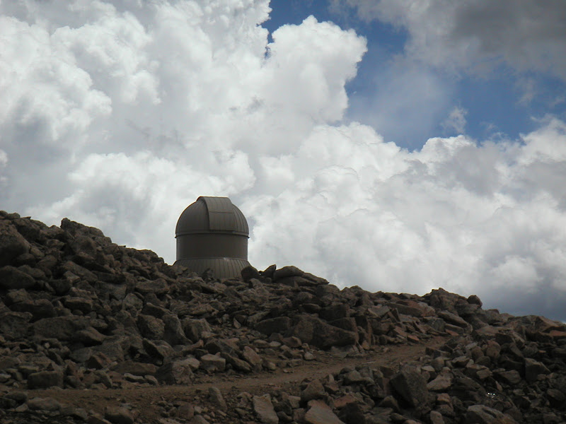 Mount Evans • Observatory