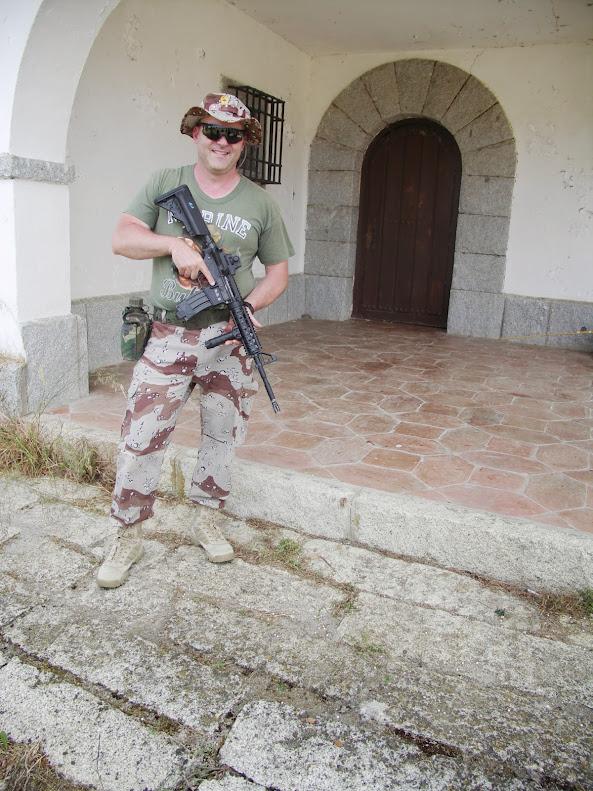 """Fotos de """"THE FINAL WAR"""". La Granja. 23-06-13 PICT0137"""