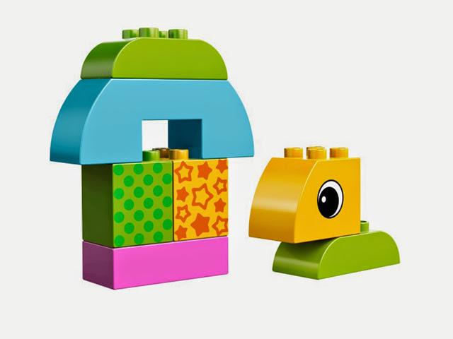 10554 レゴ デュプロ 基本セット・ミニ