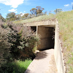 Western side of underpass (97696)