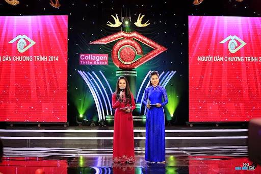Chung kết 2 - Người dẫn chương trình 2014