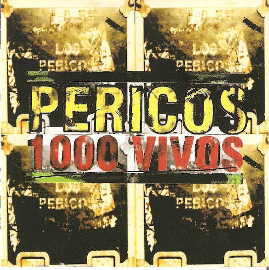 Los Pericos. 1000 vivo