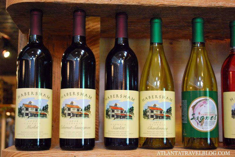 вино из Джорджии