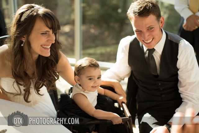 DTX Weddings denton wedding photography