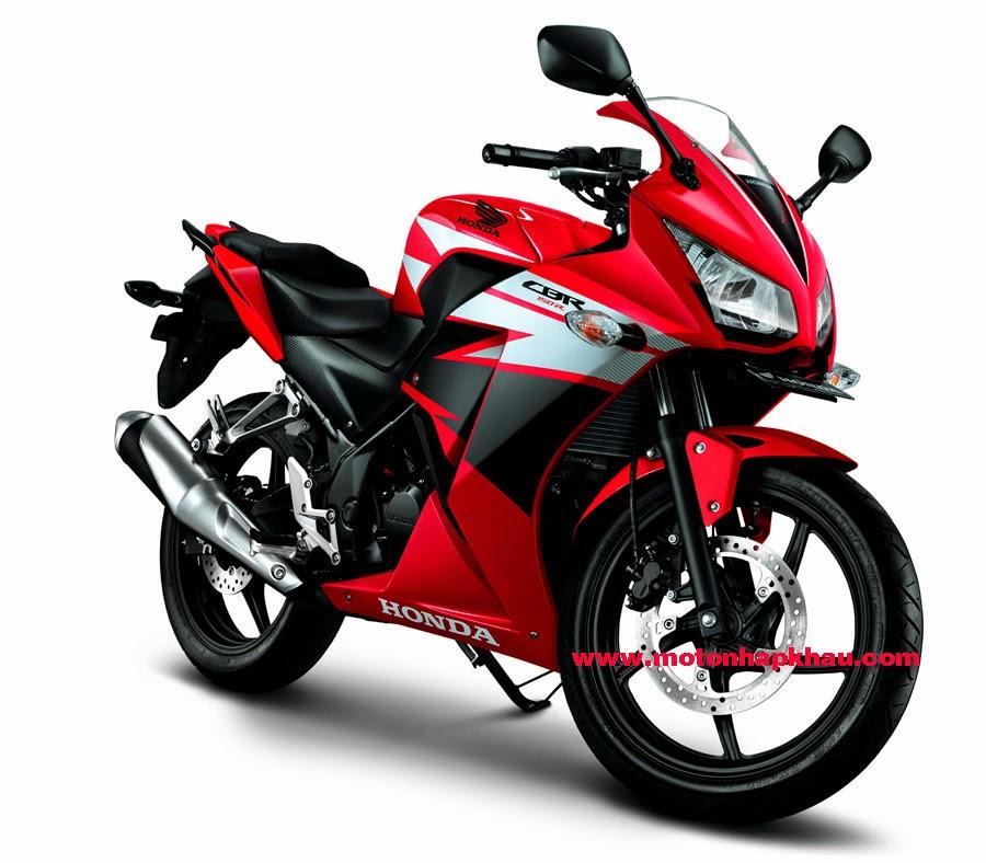 Honda CBR150R 2015-2016 Do