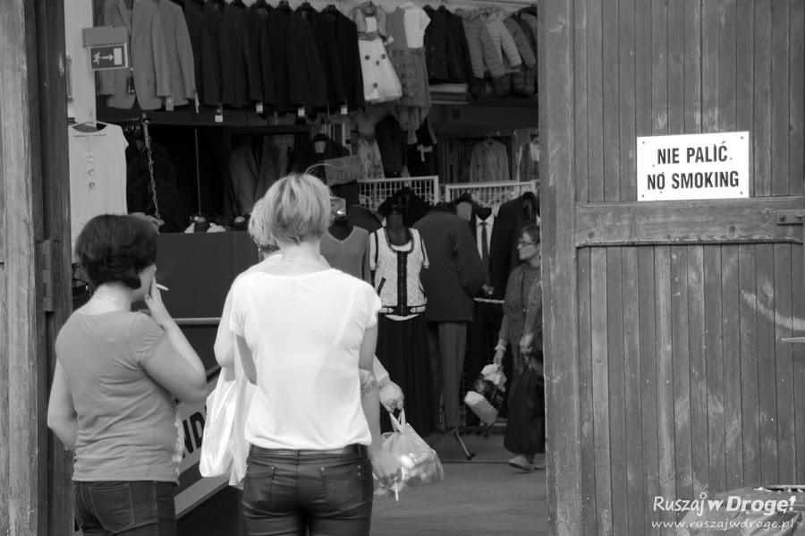 Gdynia - rytm miasta wokół hali targowej