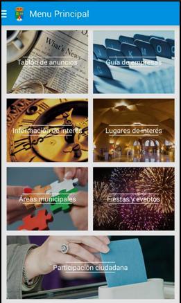 Imagen App Ayuntamiento de Jun