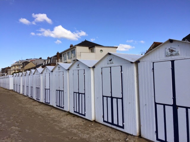 Le Crotoy Beach Huts