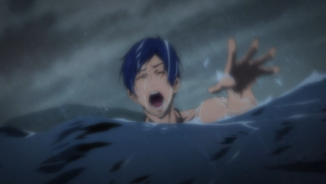 Free! - Iwatobi Swim Club Episode 5 Screenshot 1