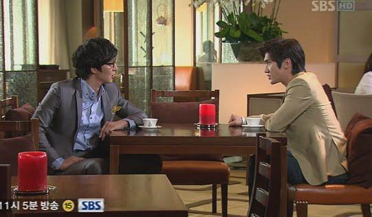 Yoo Tae Woong, Choi Siwon
