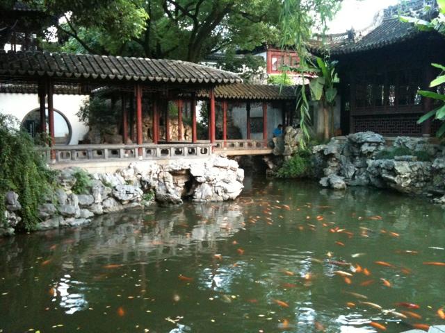 Sicinaconfurore il giardino del mandarino yu - Giardino del mandarino yu ...