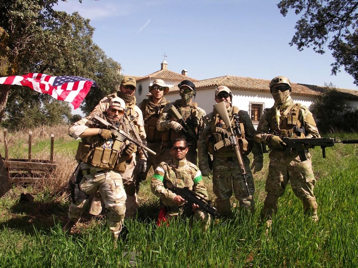 Fotos de la partida DEA RAID. 09-03-14 PICT0092