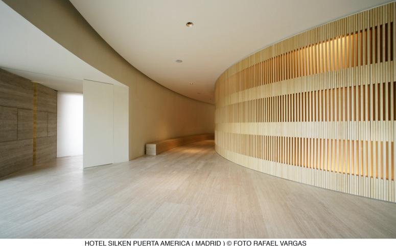 Vivo Arquitectura Hotel Puerta Am Rica Recepci N