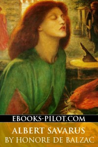 Cover of Albert Savarus