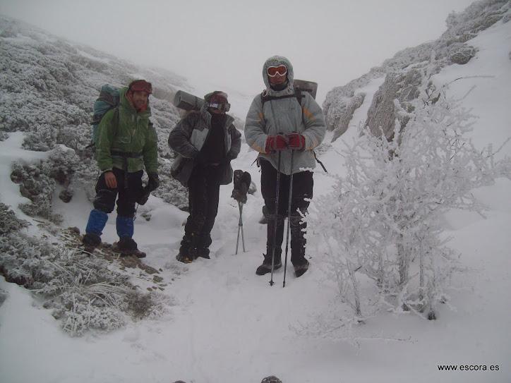 Javalambre Club de Montaña Peña Himalaya