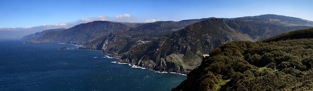panorámica San Andrés Teixido
