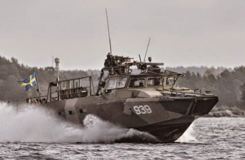 Sweden Scanning Baltic Sea With High Tech Sensor For Uso Unidentified Submerged Object