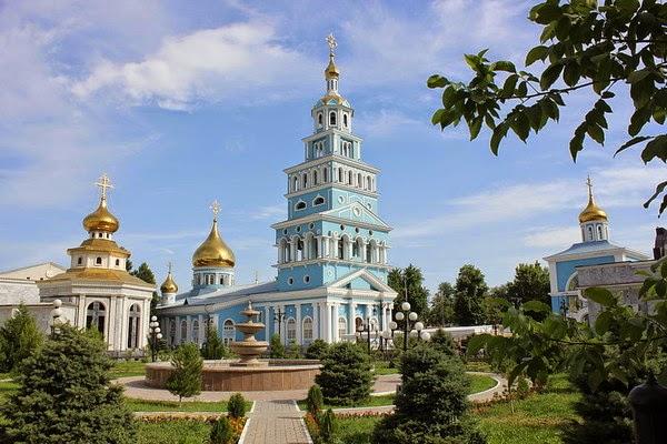 Ташкенткий Успенский кафедральный собор