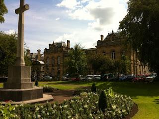 Sele Park, Hexham Guide, Northumberland