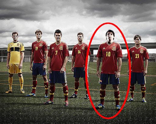 Messi en vídeo catalán contra el Mal de Chagas