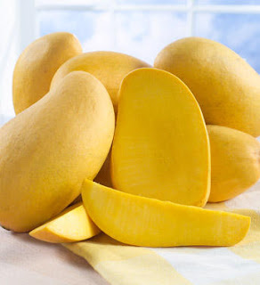 Yellow Juicy Pakistani Mangoes