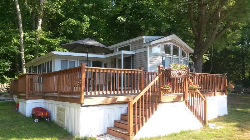 Park Model Rentals – Sunfox Campground