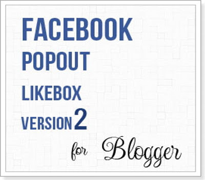 New Facebook Likebox V2