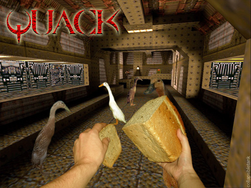 From the makers of Quake...