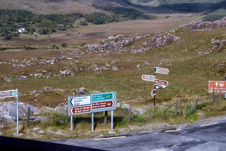 Moll's Gap, Ring of Kerry, Ireland