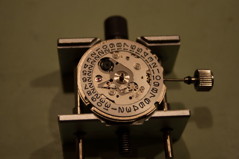 how to make a watch dial modding