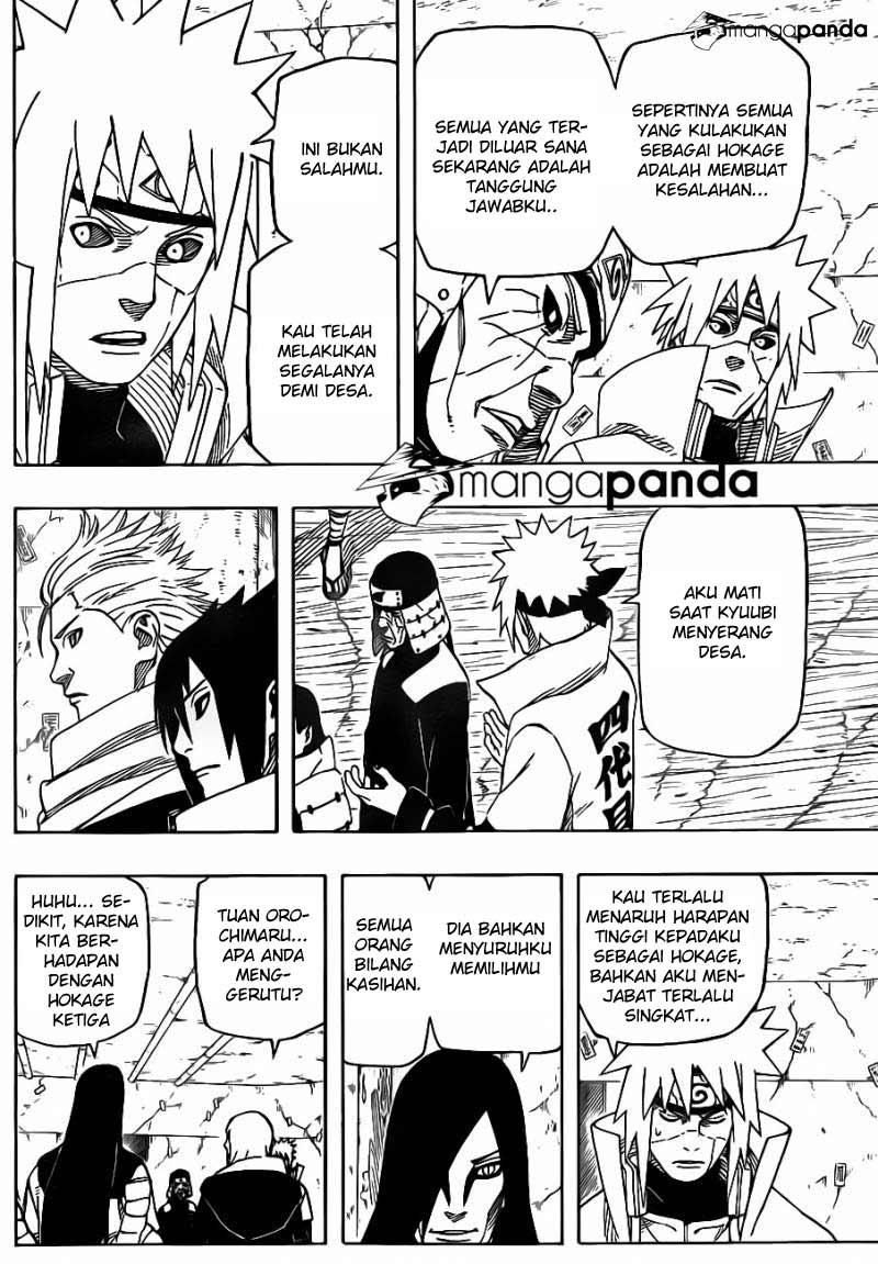 Read Manga naruto 627 page 07