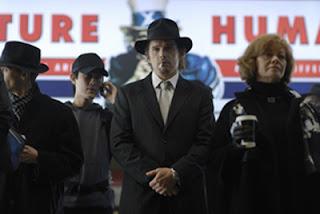Daybreak's 2009 vampire movie Ethan Hawke