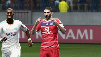 Olympique Lyonnais Kit 2013 - PES 2013