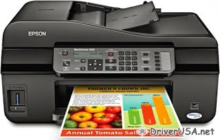 Latest version driver Epson WorkForce 435 printer – Epson drivers