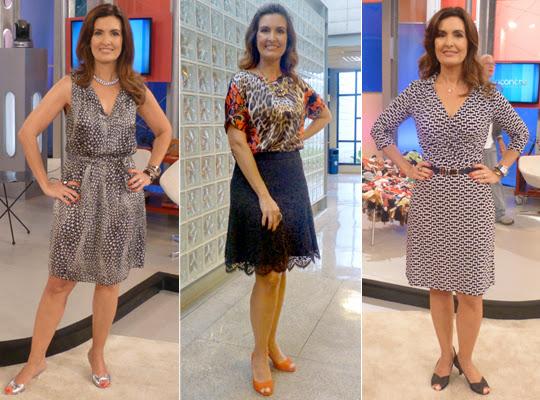 Vestidos Fátima Bernardes
