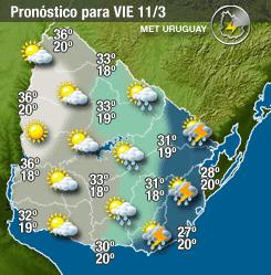 el tiempo en tacuarembo uruguay: