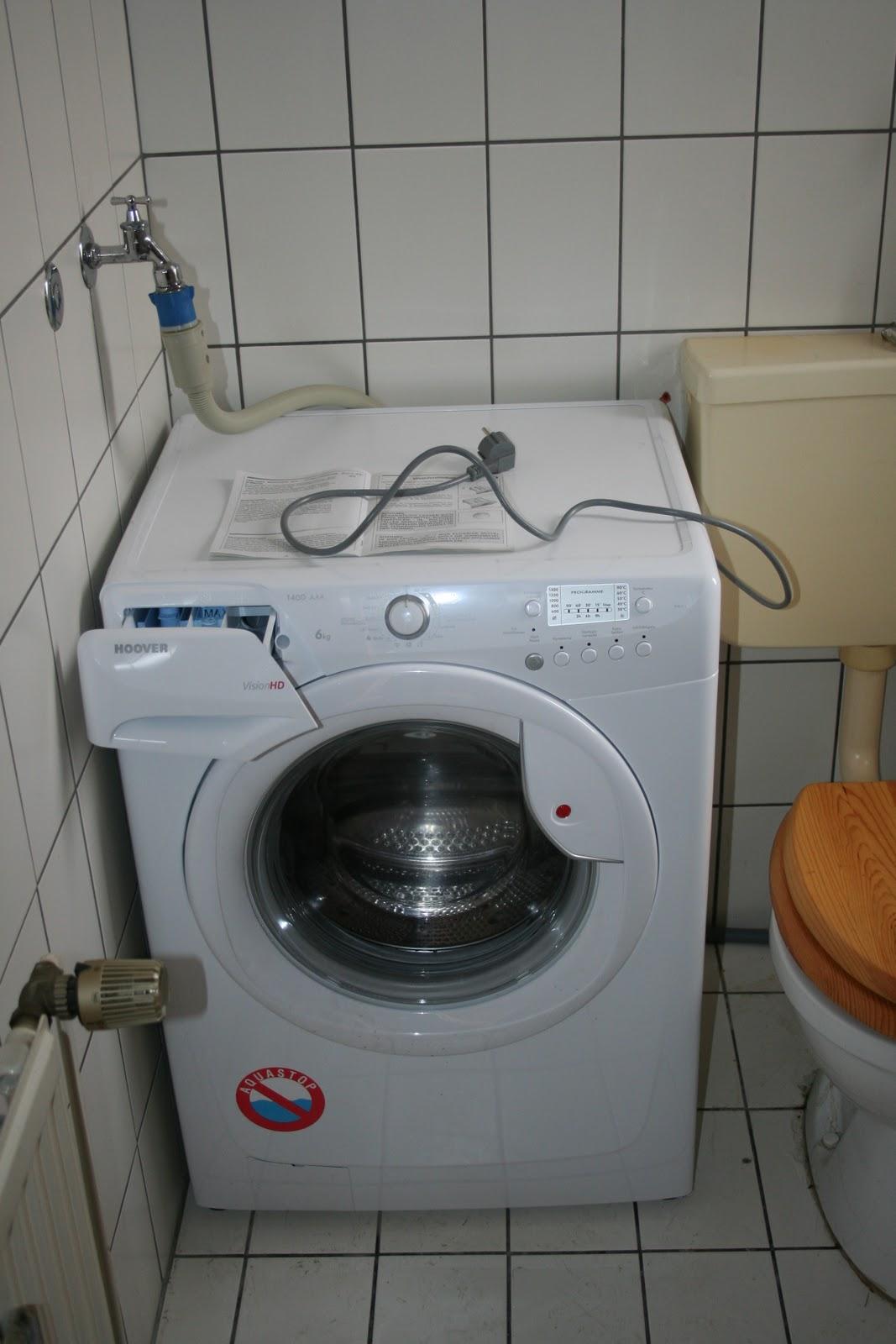 steckdose waschmaschine höhe