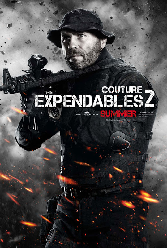 expendables two ver3 xlg The Expendables 2   Galeria de Posters e Trailer.