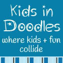kids in doodles, playschool, halloween, toddlers
