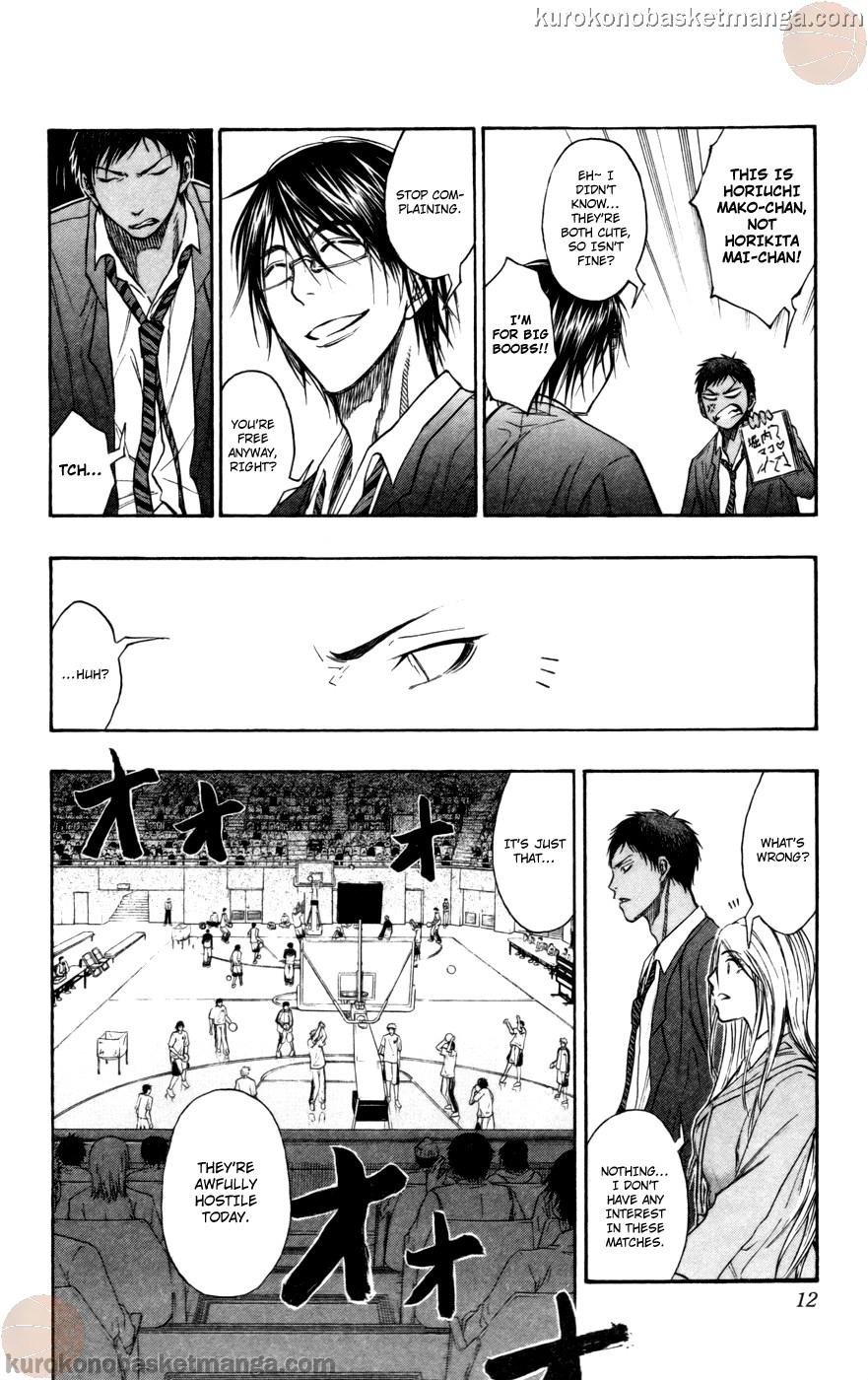 Kuroko no Basket Manga Chapter 100 - Image 10