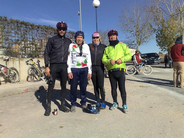 Jose, Pepe, Rakel y yo