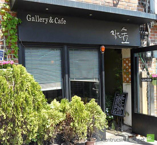 Quán cafe đường phố