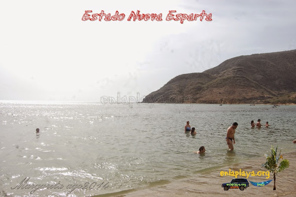 Playa La Galera, Estado Nueva Esparta, Municipio Marcano, top100