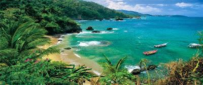 za konec pa dopust na Karibih