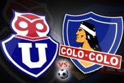U. Chile Colo colo vivo online directo 5Mayo trasmision x internet